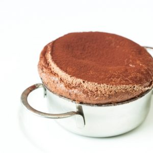 Celebrate National Chocolate Day with a Hot Chocolate Soufflé