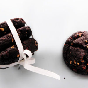 Howard Middleton's – Gluten Free Cacao Nib Corn Cookies