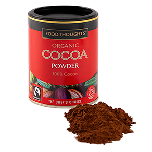 Food Thoughts Cocoa & Cacao